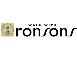 Walk with Ronsons POS